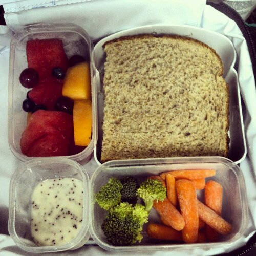 waste-free lunch box ideas