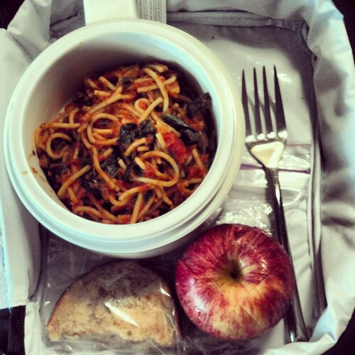 vegan waste free lunch ideas